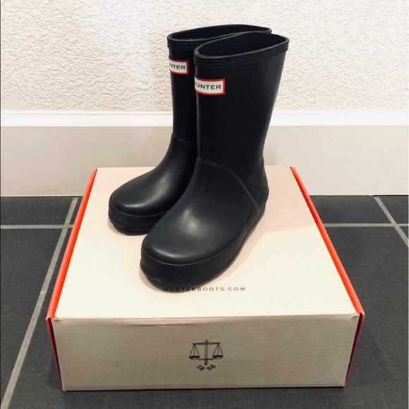 Hunter Shoes | Hunter Kids Rain Boots